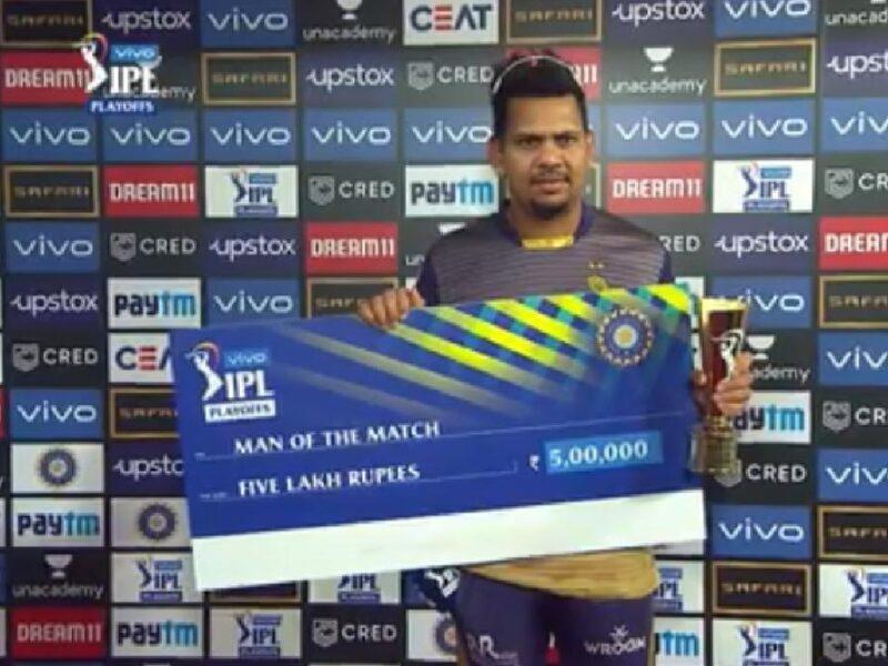 Sunil Narine-MOM IPL
