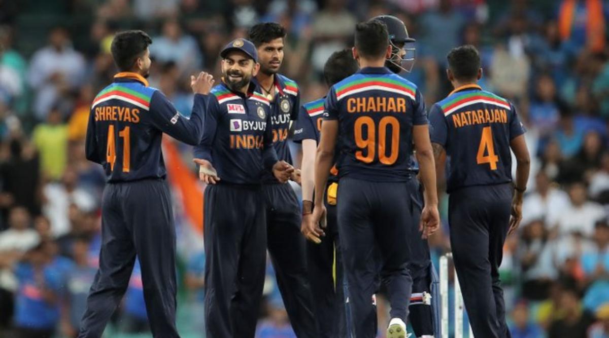 Team India Retro Kit