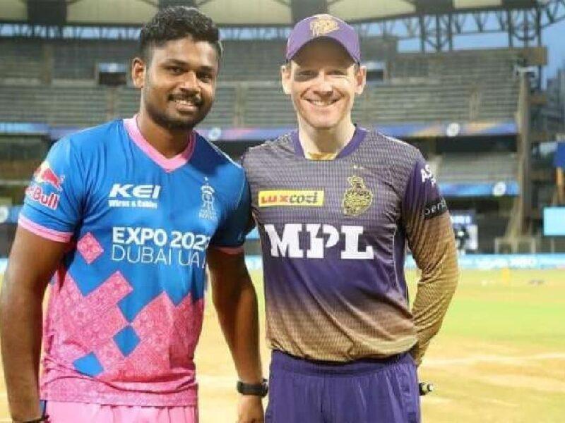 Toss-KKR vs RR IPL