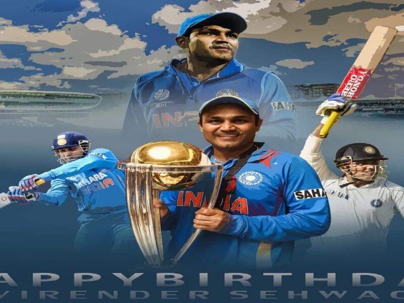 Virender Sehwag Birthday on Cricketers-dale steyn