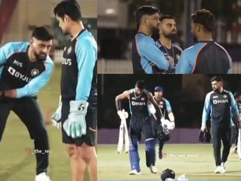 T20 World Cup 2021 के लिए MS Dhoni के ड्रेसिंग रूम में शामिल होने से खुश हैं खिलाड़ी, KL Rahul ने दिया बयान