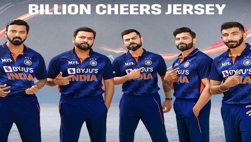 Jerseys-Team India