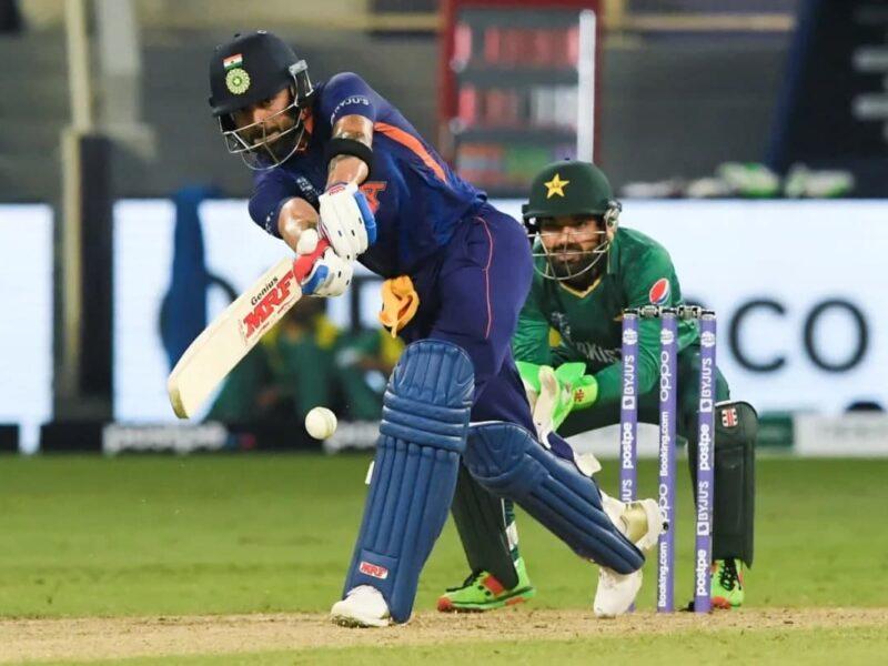 Rohit Sharma-Virat Kohli-IND vs PAN T20 WC 2021